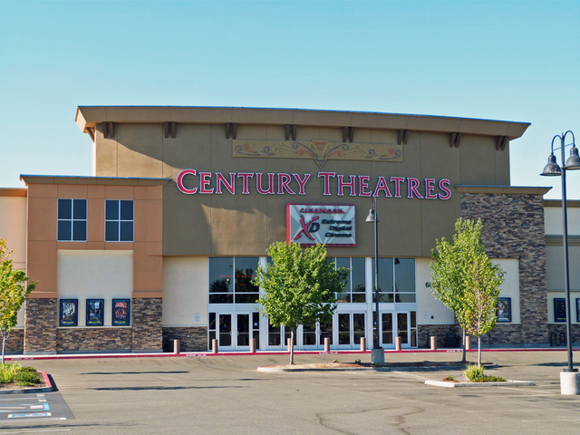 Century Theatres in Rocklin is among the theaters taking these precautions due to COVID. Photo by cinematreasures.org